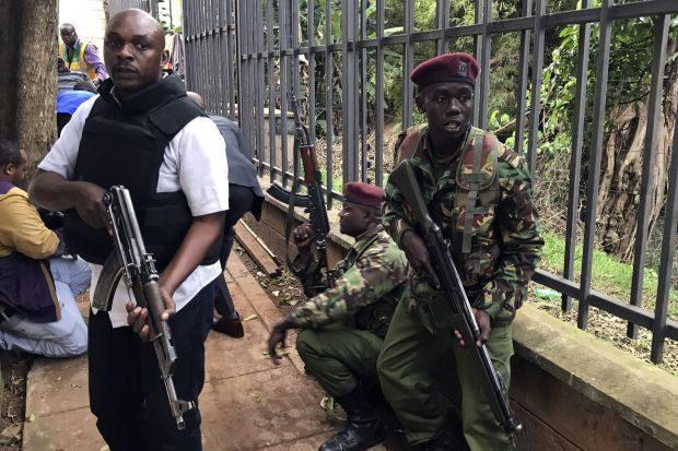 Kenya Attack: 21 Confirmed Dead In Dusitd2 Hotel Siege