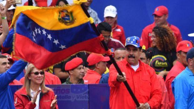 Venezuela Crisis: Rival Protests Held In Caracas