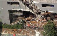 1 Dead, Several Injured When Crane Collapses In Dallas