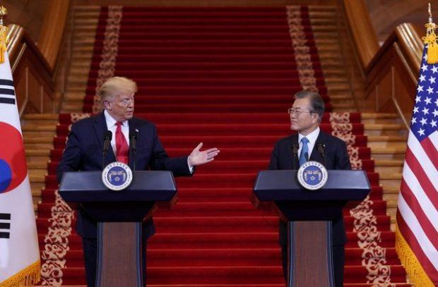 Trump And North Korea's Kim To Meet At DMZ