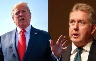 Ambassador 'Has PM's Full Support' Despite Trump Criticism